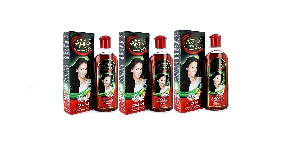 ピアニスト控えめな平らなDabur Amla Hair Oil 200 ml by Dabur [並行輸入品]
