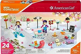 Mega Construx American Girl Advent Calendar Construction Set