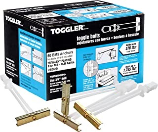 TOGGLER Cavity Anchor M510x 92mm Pack of 50104460852