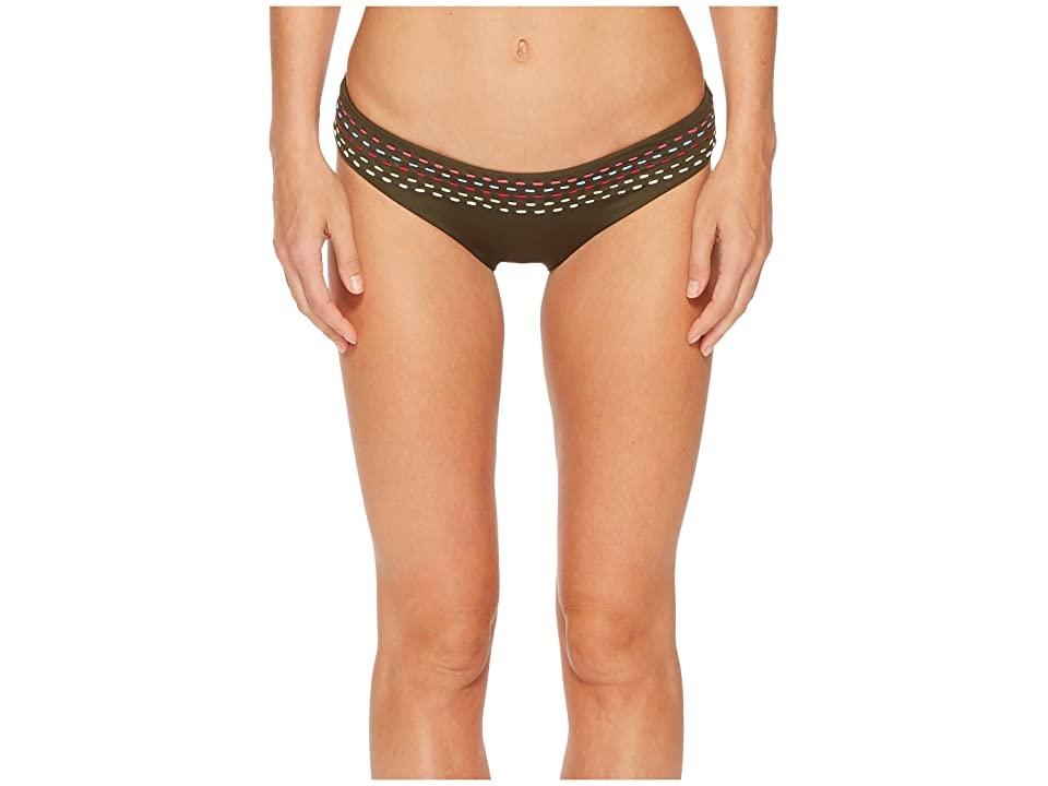 BECCA by Rebecca Virtue Quest American Fit Pant Bottoms (Bay Leaf) Women