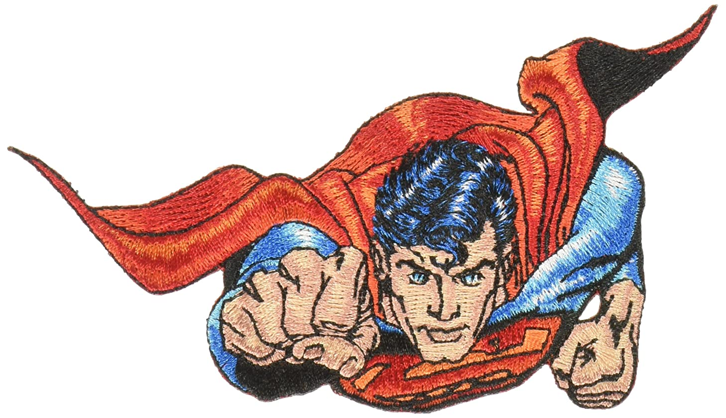 Application Superman Flying Patch
