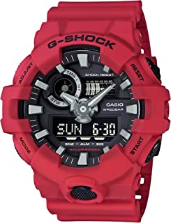 Men's 'G Shock' Quartz Resin Casual Watch
