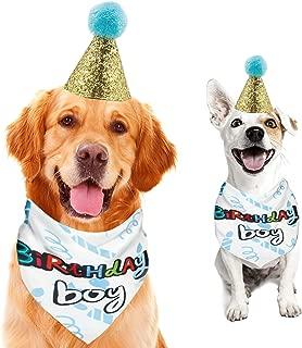 Best dog birthday girl bandana Reviews