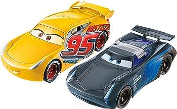 Disney/Pixar Cars 3 Flip To The Finish Ramirez & Jackson Storm Set