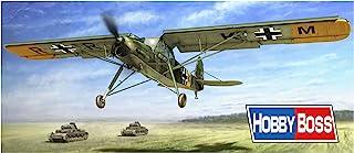 """Hobbyboss 80180"""" Fiesleler Fi-156 A-0/C-1 Storch Model Kit, 1:35 Scale"""