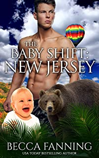 The Baby Shift: New Jersey: BBW Bear Shifter Baby Romance (Shifter Babies Of America Book 41)