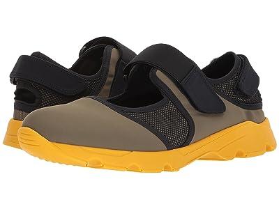 MARNI Neoprene Sneaker (Olive) Men
