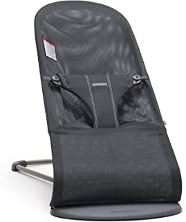 BABYBJÖRN Bouncer Bliss, Mesh, Anthracite