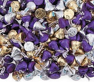 hershey dark chocolate kisses
