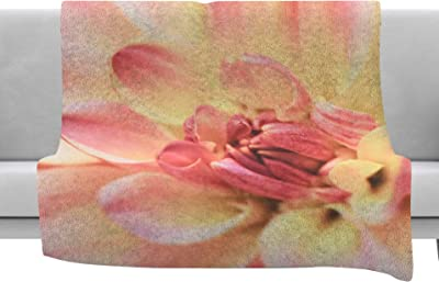 60 x 40 Fleece Blankets Kess InHouse Cafelab Pastel Geometry Paech Blue Throw