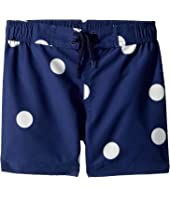 mini rodini - Dot Swim Shorts (Infant/Toddler/Little Kids/Big Kids)