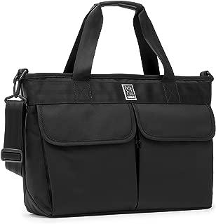 Juno Travel Tote 2-in-1 Bag Laptop Briefcase 4 Liter Black