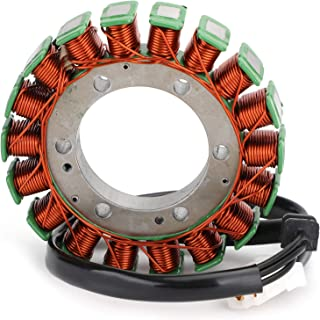 Artudatech Alternador de motocicleta Magneto Stator Coil, Generador de motor Magneto Generador de bobina de encendido para Trium-ph Day-tona 600 650 Speed Four 600 TT600 2003-2005