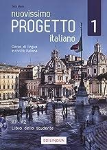 Nuovissimo Progetto italiano: Libro dello studente + DVD 1 (A1-A2): Vol. 1