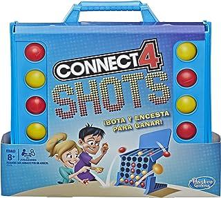 لعبة طاولة كونيكت 4 شوتس للاطفال من هاسبرو