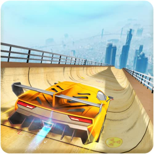 Vertical Mega Ramp Car GT Racing Stunts Drive 2018