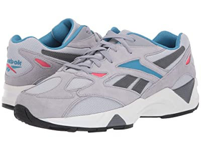 Reebok Lifestyle Aztrek 96 (Cool Shadow/Cold Grey/White) Athletic Shoes