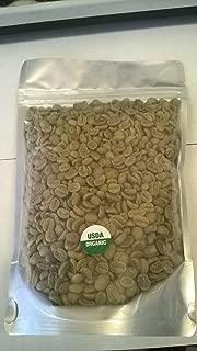 1 lb BOLIVIA ORGANIC CARANAVI (AAA) GREEN COFFEE BEANS