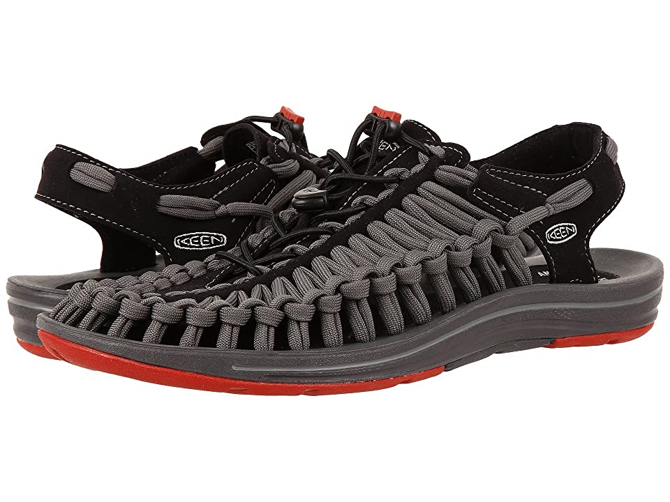 Keen Uneek Flat (Black/Bossa Nova) Men