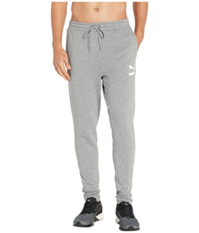 PUMA Classics Sweatpants (Medium Grey Heather) Men