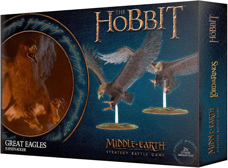The Lord Of The Rings Great Eagles B07GPW63BS Neue Sorten werden eingeführt  | Vorzugspreis