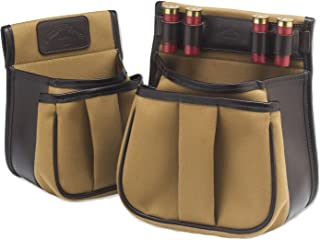 Galco Canvas and Leather Sporting Clays Pouch