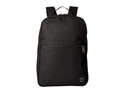 Filson Bandera Backpack (Black) Backpack Bags