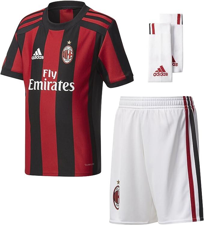 adidas AC Milan H, Divisa da Calcio Unisex Bambini