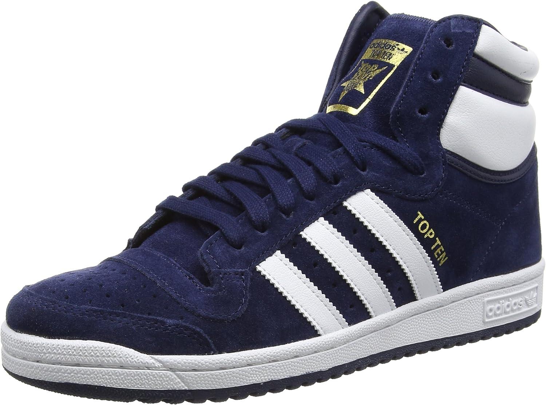 adidas Top Ten HI, Zapatillas Altas Hombre