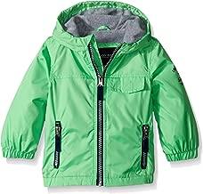 London Fog Baby Boys' Fleece Lined Windbreaker Jacket
