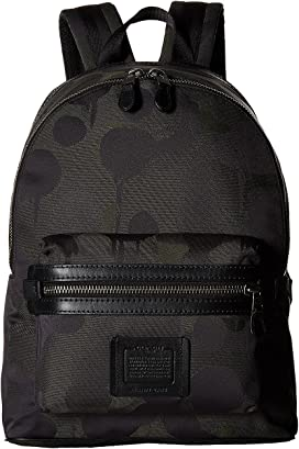 ac7fc77e713da COACH Academy Backpack in Pebbled Leather at Zappos.com