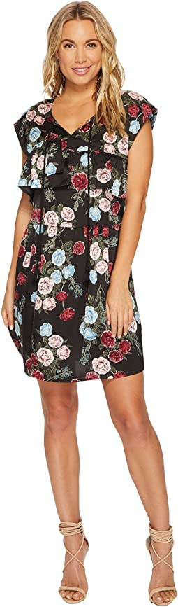 kensie - Rose Bouquets Dress KSNK9879