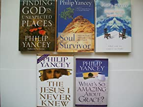 Finding God; Soul Survivor; Reaching for the Invisible God; The Jesus I Never Knew (Set of 5)