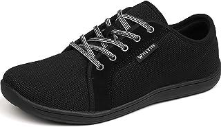 WHITIN Unisex Wide Toe Minimalist Trail Running Barefoot Shoes | Zero Drop Sole