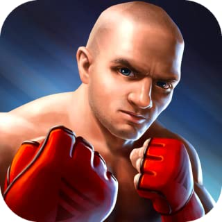 MMA Fighting 3D - Cage Wrestling Championship