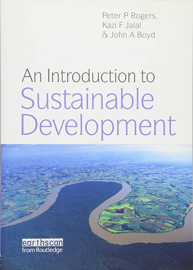敏感な暖かさ集中An Introduction to Sustainable Development