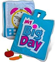 my big day quiet book