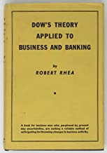 Best the dow theory by robert rhea Reviews