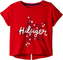 Tommy Hilfiger Kids - Made Of Stars Tee (Big Kids)