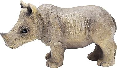 Sandicast Sculpture, Small Size, Gray