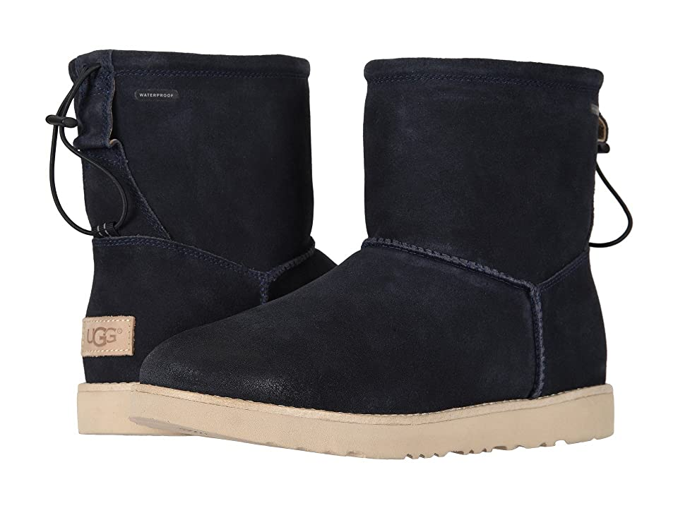UGG Classic Toggle Waterproof (True Navy) Men
