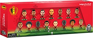 Crescent SoccerStarz Belgium International 15-Figurine Team Pack