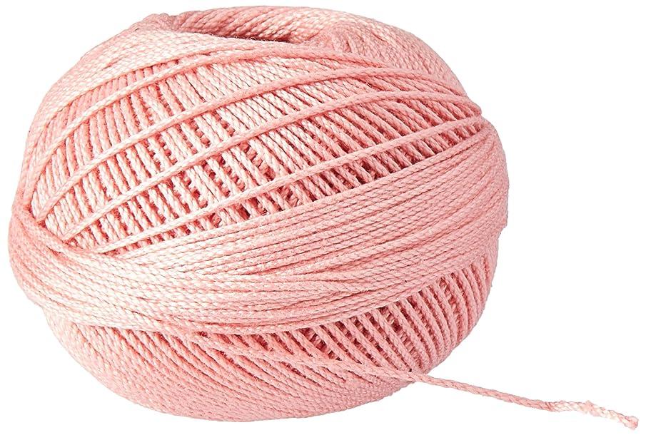 Handy Hands Lizbeth Cordonnet Cotton Size 3-Coral Pink Medium