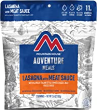 Mountain House Lasagna with Meat Sauce | Freeze Dried Backpacking & Camping Food