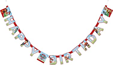 American Greetings Paw Patrol Party Supplies, Banner (1Count)
