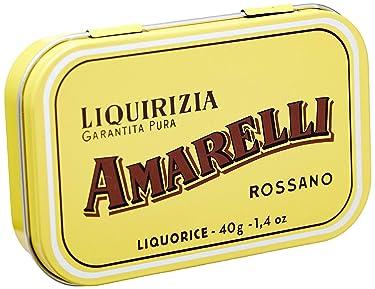 Amarelli Licorice 1x40g can de la colección Gold: Spezzata