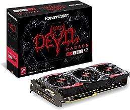 PowerColor AMD Radeon RED Devil RX 480 8GB GDDR5 DL-DVI-D / HDMI / DP x3 PCI-Express 3.0 Graphics Card