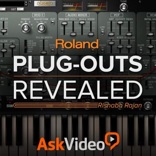 PLUG-OUT Course For Roland By Ask.Video