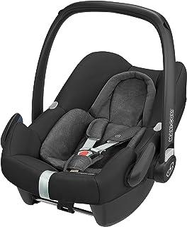 Maxi-Cosi 8555710110 Rock Kinderzitje, i-Size, Groep 0+ (0-13 kg), Vanaf De Geboorte Tot 12 Maanden, Zwart
