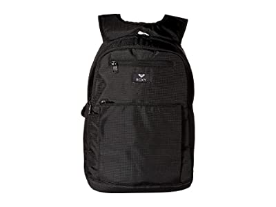 Roxy Here You Are Backpack (Anthracite) Backpack Bags